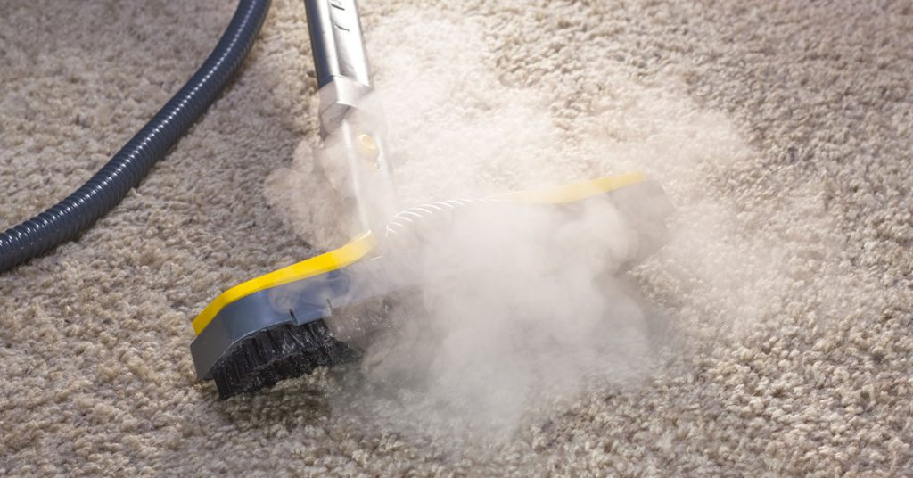 Carpet Cleaning Process - 5 Steps For Professional Carpet Cleaning.